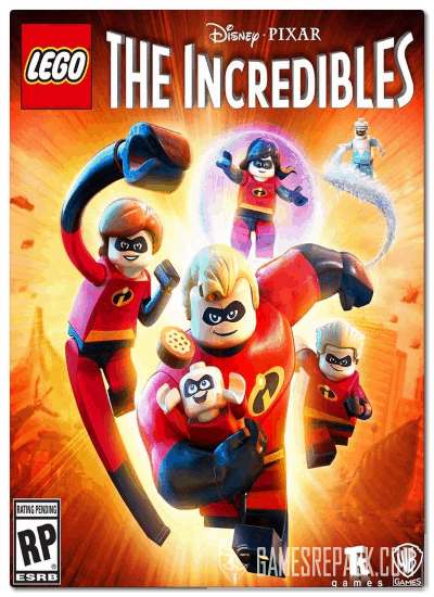 LEGO® The Incredibles (Warner Bros. Interactive Entertainment) (RUS/ENG/MULTi13) [L]