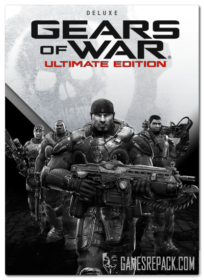 Gears of War: Ultimate Edition (Microsoft Game Studios) (RUS|ENG|MULTI) [P]