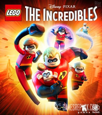 LEGO The Incredibles (2018) (RUS/ENG/MULTI) [Repack] by FitGirl