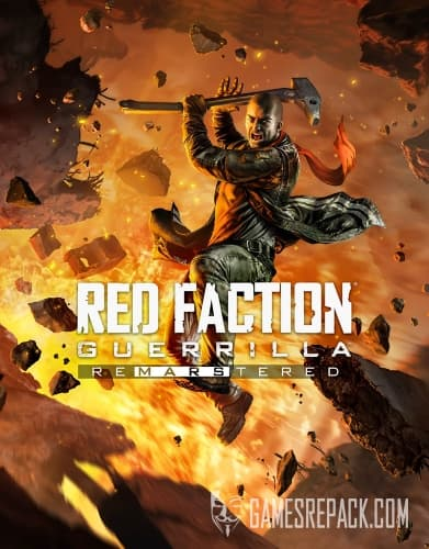 Red Faction: Guerrilla Re-Mars-tered (THQ Nordic) (RUS|ENG|MULTi11) [GOG]