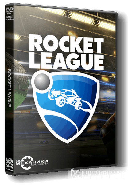 Rocket League (RUS|ENG) [RePack] от R.G. Механики
