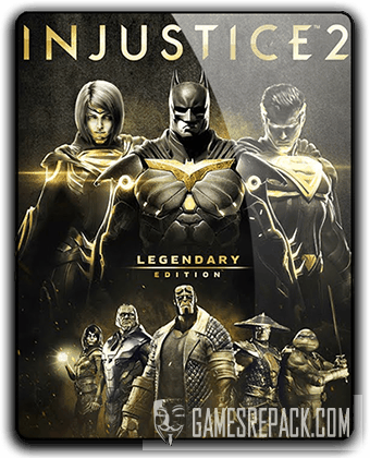 Injustice 2: Legendary Edition (2017) RePack от qoob