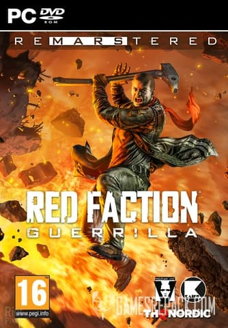 Red Faction Guerrilla Re-Mars-tered (2018) (RUS/ENG) [Repack] by FitGirl