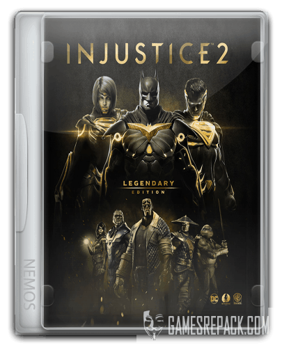 Injustice 2: Legendary Edition (2017) Repack от =nemos=