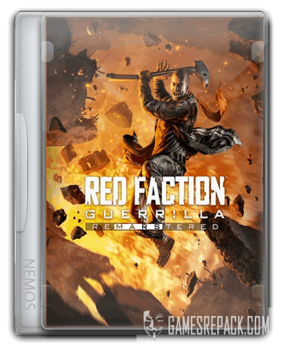 Red Faction Guerrilla Re-Mars-tered (2018) RePack от =nemos=
