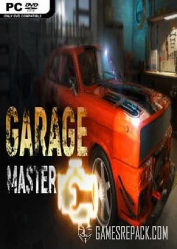 Garage Master 2018 (Fury Games Production) (RUS|ENG) [L]