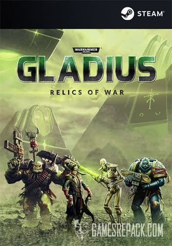 Warhammer 40,000: Gladius - Relics of War: Deluxe Edition (2018) (RUS/ENG/MULTI6) [Repack] by FitGirl
