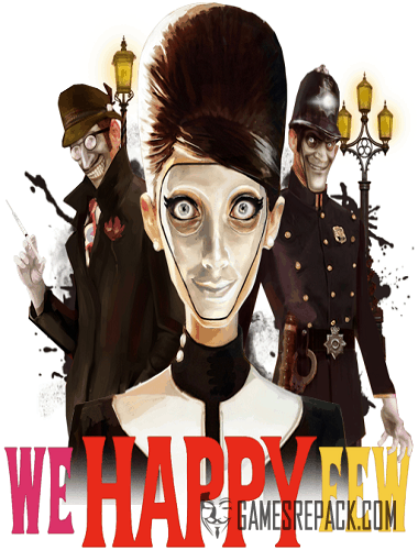 We Happy Few (Gearbox Publishing) (RUS|ENG|MULTI) [GOG]