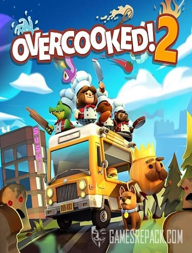 Overcooked 2 (Team17 Digital Ltd) (ENG|MULTi10) [L]