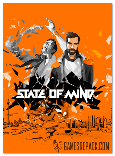 State of Mind (Daedalic Entertainment) (RUS|ENG|MULTi12) [GOG]