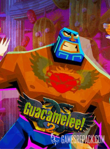 Guacamelee! 2 (DrinkBox Studios) (RUS|ENG|MULTi9) [L]