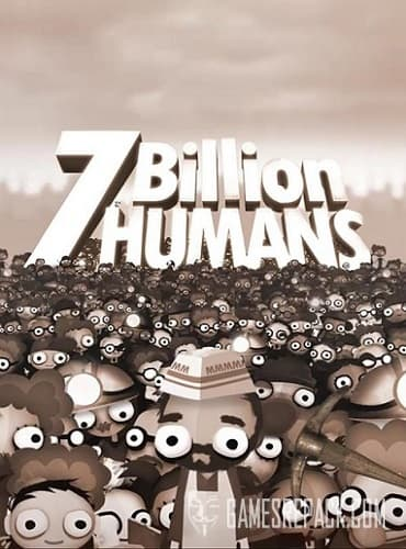 7 Billion Humans (Tomorrow Corporation) (RUS|ENG|MULTI) [GOG]