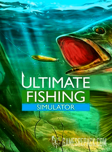Ultimate Fishing Simulator (Ultimate Games S.A., PlayWay S.A.) (RUS|ENG|MULTi12) [L]