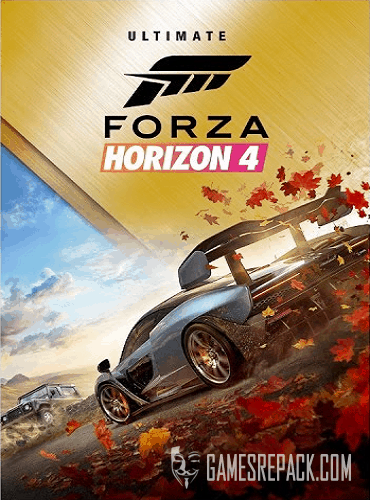 Forza Horizon 4: Ultimate Edition (RUS/ENG/MULTI17) [Repack]
