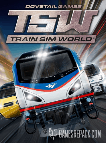 Train Sim World® - Digital Deluxe Edition (Dovetail Games - TSW) (RUS|ENG|MULTi8) [L]