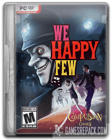 We Happy Few (2018) RePack от SpaceX