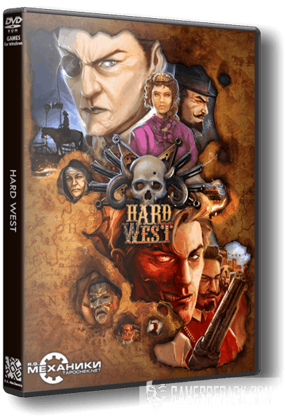 Hard West (RUS|ENG|MULTI5) [RePack] от R.G. Механики
