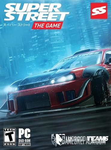 Super Street: The Game (Lion Castle Entertainment) (RUS|ENG|MULTi8) [L]