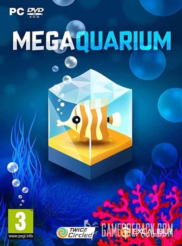 Megaquarium (Twice Circled) (RUS/ENG/MULTi8) [L]