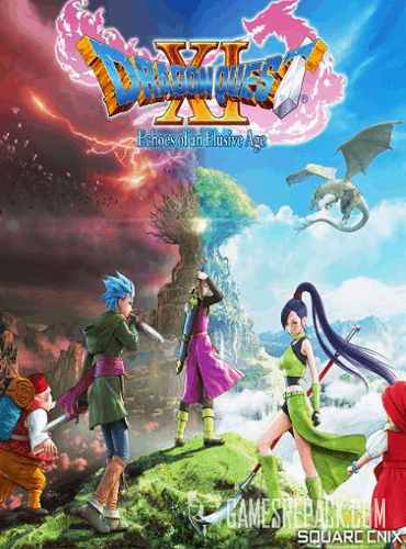 DRAGON QUEST® XI: Echoes of an Elusive Age™ (Square Enix) (ENG|MULTi5) [L]