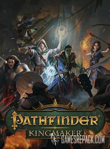 Pathfinder: Kingmaker - Imperial Edition (Deep Silver) (RUS/ENG/MULTi5) [GOG]