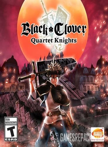 BLACK CLOVER: QUARTET KNIGHTS (BANDAI NAMCO Entertainment) (ENG|MULTi7) [L]