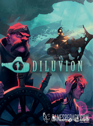 Diluvion: Resubmerged (Good Shepherd Entertainment) (RUS/ENG/MULTi8) [L]