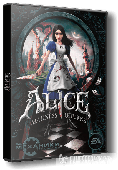 Alice: Madness Returns (ENG|RUS) [RePack] от R.G. Механики