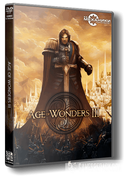 Age of Wonders 3 (III): Deluxe Edition (RUS|ENG|MULTI5) [RePack] от R.G. Механики
