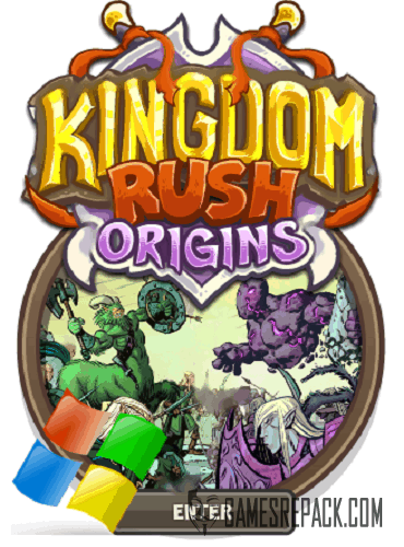 Kingdom Rush Origins (Ironhide Game Studio) (RUS|ENG|MULTI) [GOG]