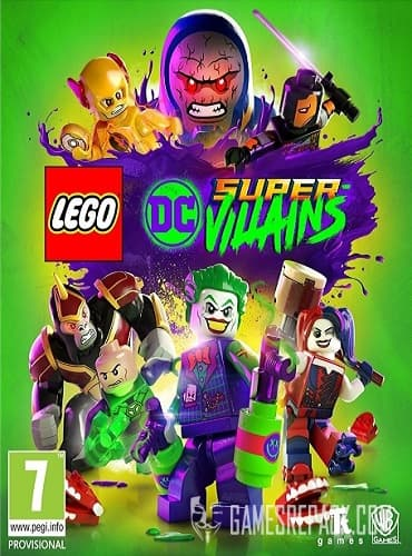 LEGO® DC Super-Villains (Warner Bros. Interactive Entertainment) (RUS/ENG/MULTi13) [L]