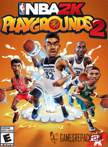 NBA 2K Playgrounds 2 (2K) (RUS|ENG|MULTi11) [L]