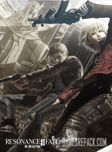 RESONANCE OF FATE™/END OF ETERNITY™ 4K/HD EDITION (tri-Ace) (ENG|JAP|MULTi6) [L]