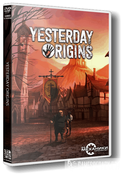 Yesterday Origins (RUS|ENG|MULTI8) [Repack] от R.G. Механики