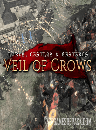Veil of Crows (Humble Sage Games, Arrow Face Games) (ENG) [L]