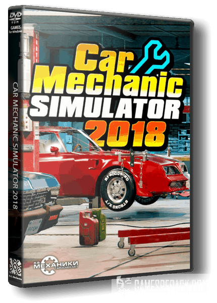 Car Mechanic Simulator 2018 (RUS|ENG|MULTI17) [RePack] от R.G. Механики