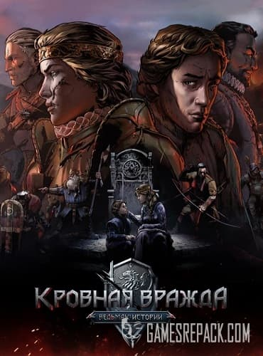 Thronebreaker: The Witcher Tales | Кровная вражда: Ведьмак. Истории (CD PROJEKT RED) (RUS/ENG/MULTi11) [GOG]