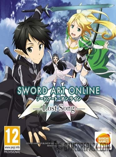 Sword Art Online: Fatal Bullet (BANDAI NAMCO Entertainment) (RUS|ENG|MULTi8) [L]