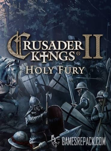 Crusader Kings II: Holy Fury (Paradox Interactive) (ENG/MULTi4) [L]