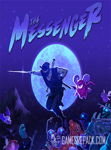 The Messenger (Devolver Digital) (RUS/ENG/MULTi) [GOG]