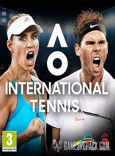 AO International Tennis (ENG) [Repack] by FitGirl