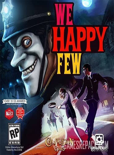 We Happy Few (RUS/ENG/MULTI9) [Repack] by FitGirl