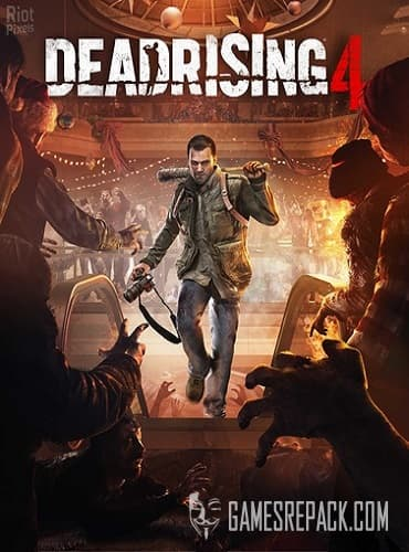 Dead Rising 4 (Capcom) (RUS/ENG) [Repack] by FitGirl