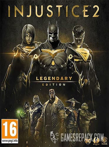 Injustice 2: Legendary Edition (2017) (RUS/ENG) [Repack] by FitGirl