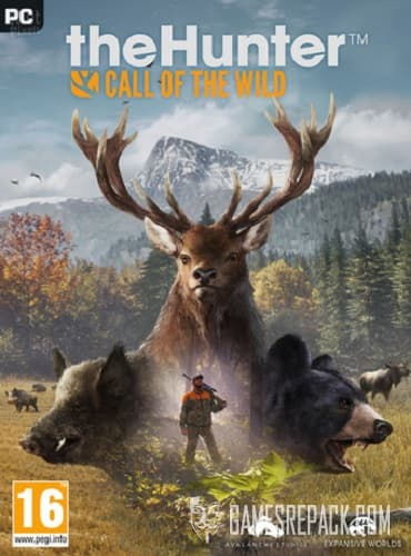 theHunter: Call of the Wild (astragon Entertainment) (RUS/ENG/MULTI9) [Repack] by FitGirl