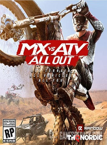 MX vs. ATV All Out (RUS/ENG/MULTI12) [Repack] by FitGirl