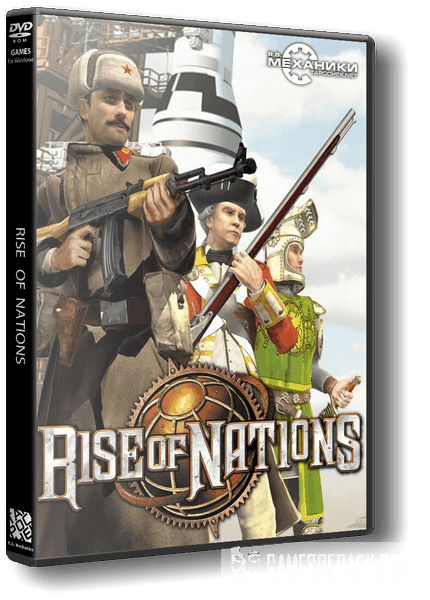 Rise Of Nations Anthology (ENG|RUS) [Repack] от R.G. Механики