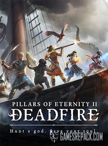 Pillars of Eternity II: Deadfire (2018) (RUS|ENG|MULTi9) [RePack] от xatab