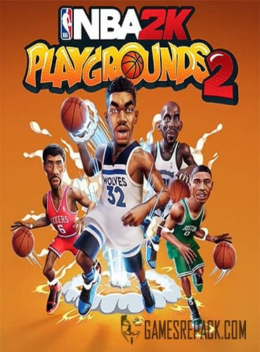 NBA 2K Playgrounds 2 (ENG/MULTI6) [Repack]