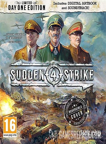 Sudden Strike 4 Day One Edition (Kalypso Media) (RUS/ENG) [Repack] by FitGirl